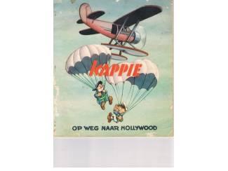 Kappie op weg naar Hollywood 1952