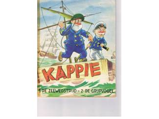 Kappie De zeewedstrijd ca. 1957 2e druk