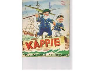 Kappie De zeewedstrijd ca. 1957 3e druk