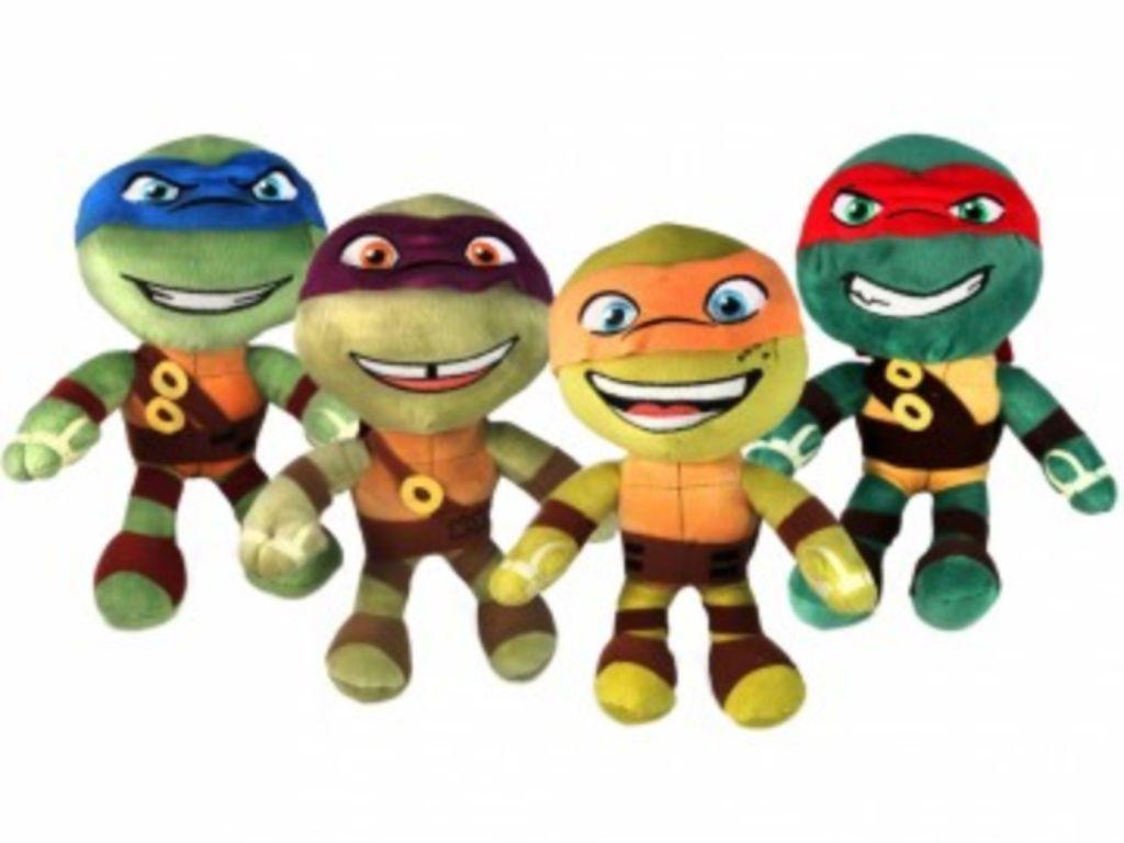 Turtles Knuffel