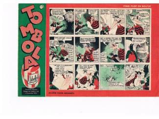 Stripboeken Tombola