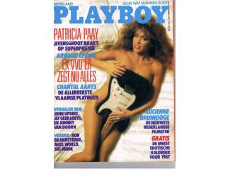 Playboy NL nr. 11 1986