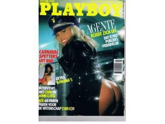 Playboy NL nr. 2 1989