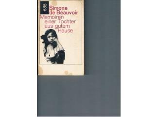Simone de Beauvoir – Memoiren einer Tochter aus gutem Hause.
