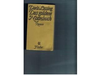 Doris Lessing – Das goldene Notizbuch.