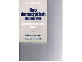 Neo democratisch manifest – P. Möringer
