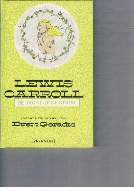 Lewis Carroll – De jacht op de strok