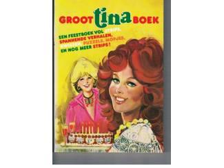 Groot Tina boek 1977 (nieuw)