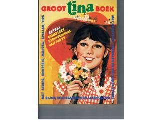 Groot Tina boek 1976 (bijna nieuw).
