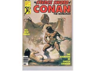 The savage sword of Conan the barbarian US 1976 nr. 12