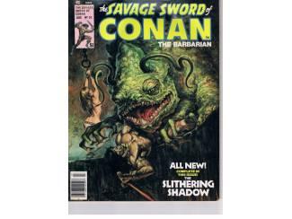 The savage sword of Conan the barbarian US 1977 nr. 20