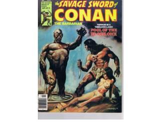 The savage sword of Conan the barbarian US 1977 nr. 22