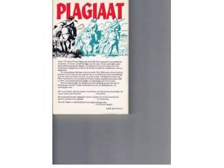 Stripboeken Prins Valiants zwartboek over plagiaat (verkeerde binding)