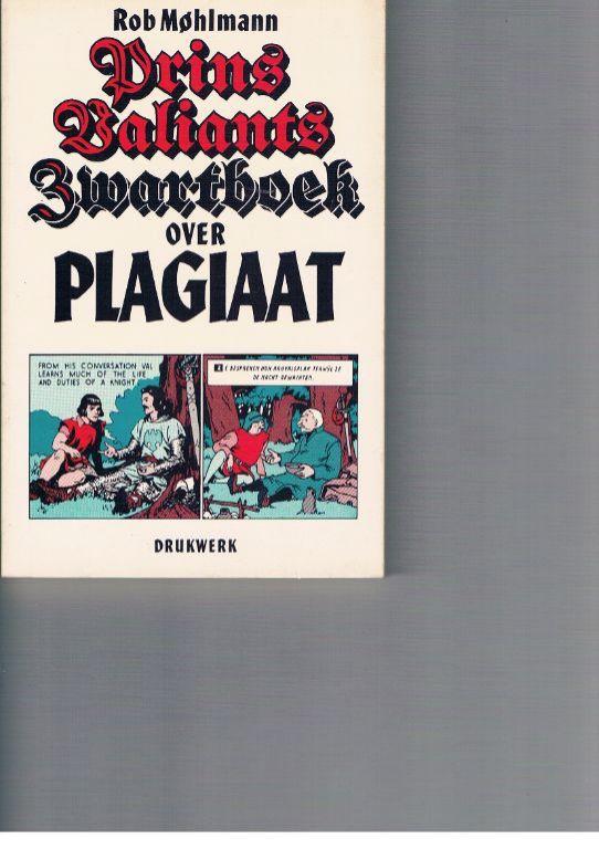 Prins Valiants zwartboek over plagiaat (verkeerde binding)
