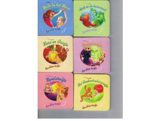 Kinderboeken Een doosje vol sprookjes