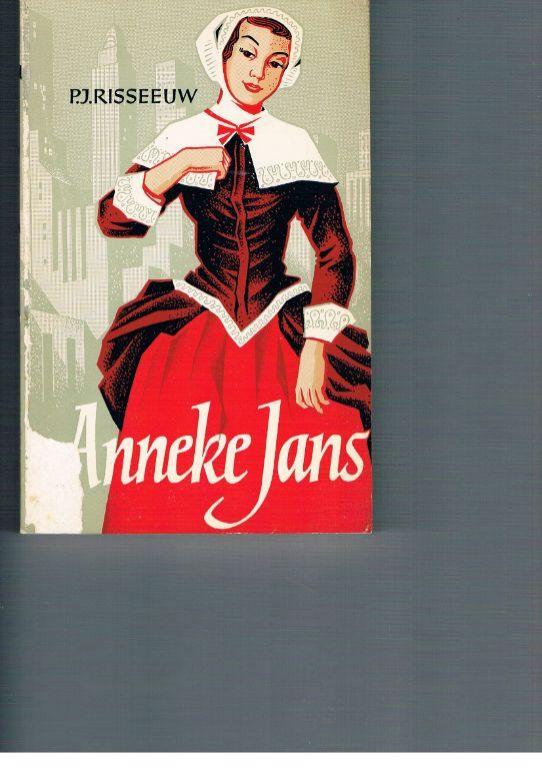 Anneke Jans – P.J. Risseeuw