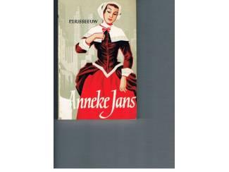 Romans Anneke Jans – P.J. Risseeuw