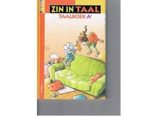 Zin in taal – taalboek A 1