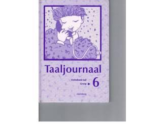 Taaljournaal groep 6
