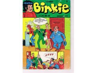 Classics Binkie nr. 34