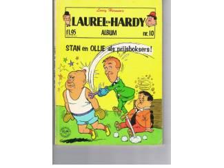 Classics Laurel en Hardy album  nr. 10