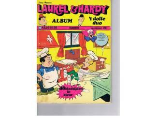 Classics Laurel en Hardy album  nr. 20