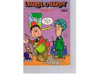 Classics Laurel en Hardy album  nr. 25