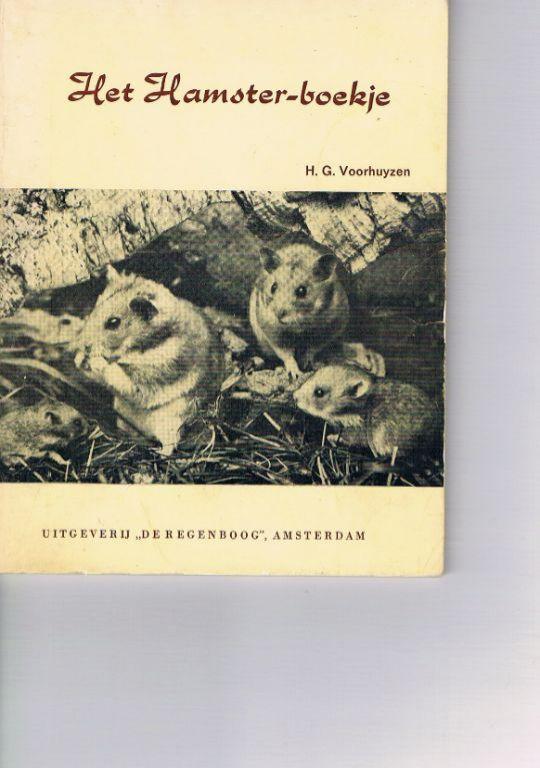 Het Hamsterboekje – H.G. Voorthuyzen