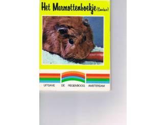 Het Marmottenboekje (Cavia's) – R.R.P. van der Mark