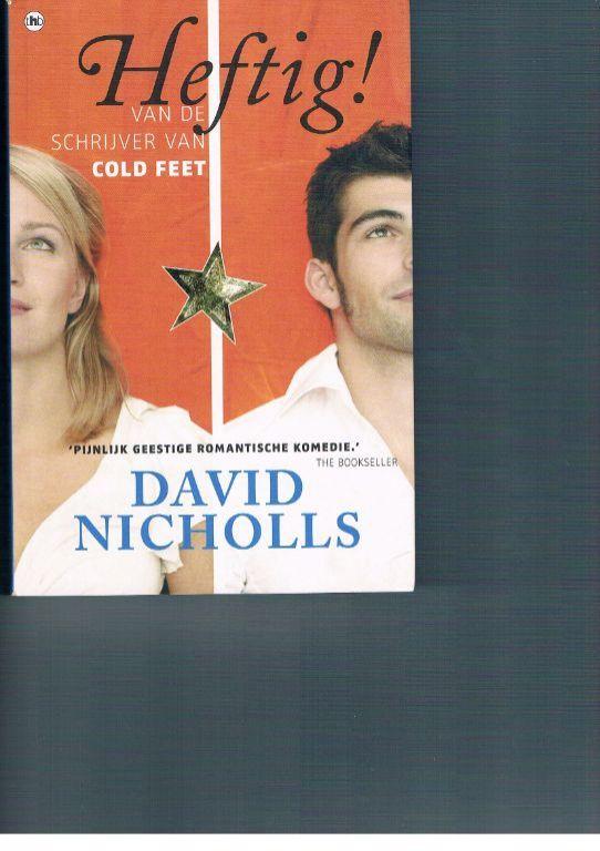 Heftig! – David Nicholls