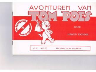 Tom Poes MV 17 – Het geheim van het Noorderlicht