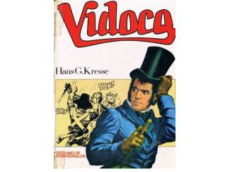 Vidocq (met rug) – Hans G. Kresse