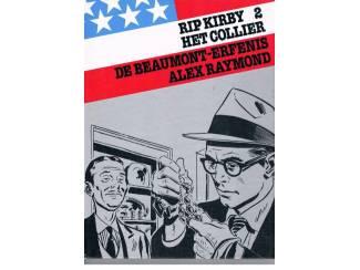 Rip Kirby 2 – Het collier – De Beaumont-erfenis
