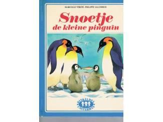 Snoetje de kleine pinguïn