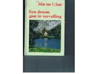 Romans Een droom gaat in vervulling – Mien van 't Sant – GROTE LETT