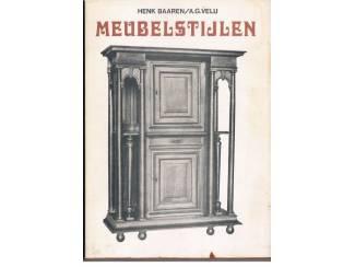 Meubelstijlen – H. Baaren/A.G. Vélu
