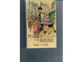 Moulin Rouge – Pierre la Mure – zonder rug