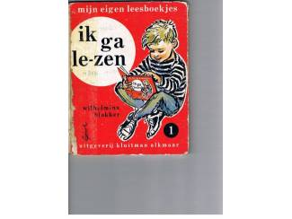 Ik ga lezen – Wilhelmina Blokker