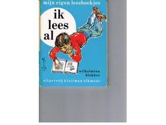 Ik lees al – Wilhelmina Blokker