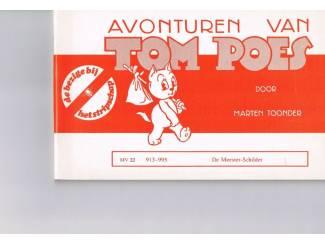 Tom Poes MV 22 – De Meester-Schilder