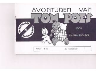 Tom Poes MV 24 – De wonderdokter