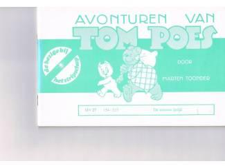 Tom Poes MV 27 – De nieuwe ijstijd
