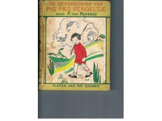 De geschiedenis van Pig Pag Pengeltje