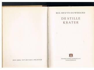Romans De stille krater – Mia Bruyn-Ouwehand