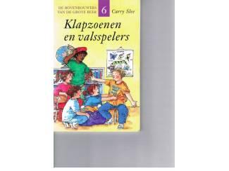 Jeugdboeken Carry Slee – Klapzoenen en valsspelers.