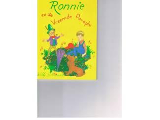 Jeugdboeken Ronnie en de vreemde paraplu – Willy Schermelé