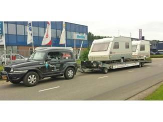 Gezocht: Afvoer van oude Caravan   Heeft u een oude Caravan