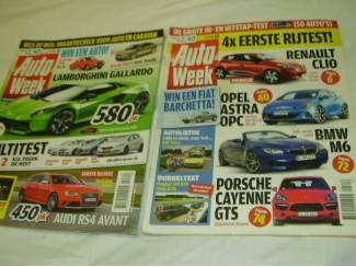 Collectie Autoweek (doos 53)