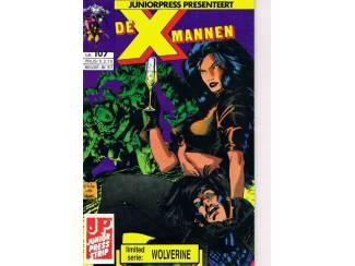De X-mannen nr. 107