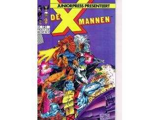 De X-mannen nr. 121